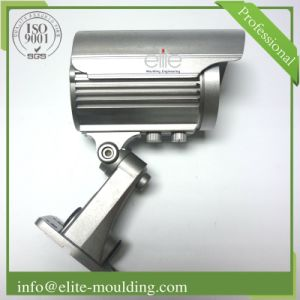 Aluminum Die-Casting + Plastic Injection Parts & Mould for Camera