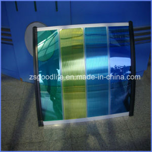 Polycarbonate DIY Canopy/Balcony Polycarbonate Shade pictures & photos