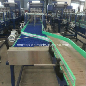 Wd-350A Shrink Film Wrapping Machine for Bottles pictures & photos