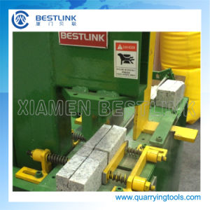 Mosaic Stone Chopping Machine for Making Small Cube Stones pictures & photos