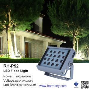 Unique Design Good Heat Dissipation 18W LED Floodlight pictures & photos