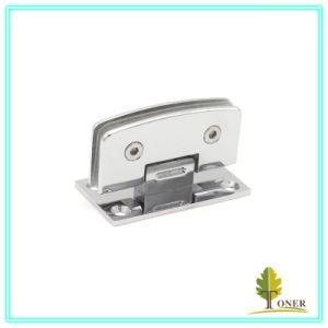 Hot-Sale Type Arc Edge 90 Degree Glass Hinge/ Zinc Hinge