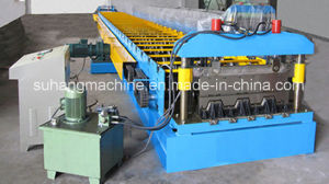 8*12m/Min HRC58-62 Floor Deck Roll Forming Machine pictures & photos
