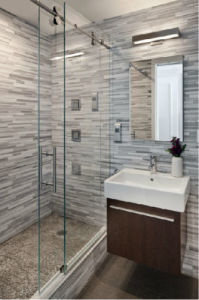 8mm Glass Sliding Shower Enclosure pictures & photos