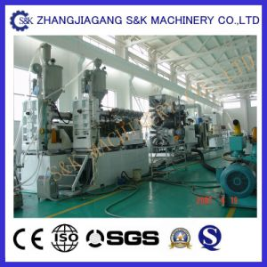 150-300mm PE Corrugated Pipe Extrusion Line pictures & photos