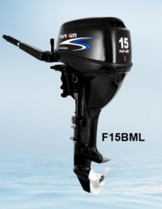4 Stroke 15HP Outboard / Tiller Control / Manual Start / Long Shaft pictures & photos