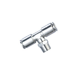 Pneumatic Metal Fitting with Nickel Plated (JPB 8-02) pictures & photos