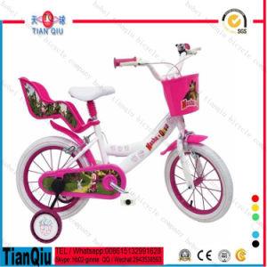 2016 Factory Price 12 Inch Hot Wheels Kids Bike for Baby Girls / Sport Cycles Girls Beach Cruiser Bike / Children 4 Wheel Bike pictures & photos