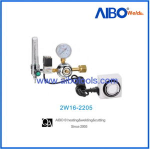 CO2 Gas Regulator with Heater and Solenoid (2W16-2205) pictures & photos