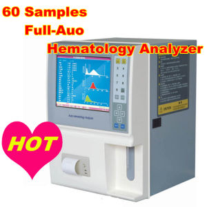 CE & ISO 10 Inch LED Display Ha6000 Auto Hematology Analyzer pictures & photos