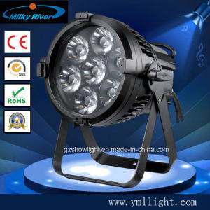 7*15W Outdoor PAR LED 4 in 1 pictures & photos
