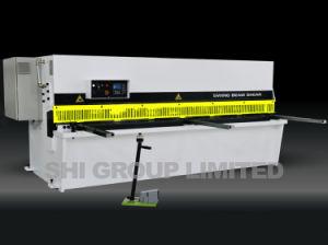 Hydraulic Swing Beam Shearing Machine QC12k-4*3200 Dac-360