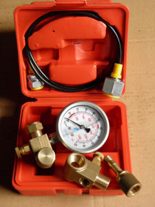Hydraulic Meter for Rock Hammer