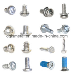 Ss 304 Torx Recess Hex Head Bolt with High Quality pictures & photos