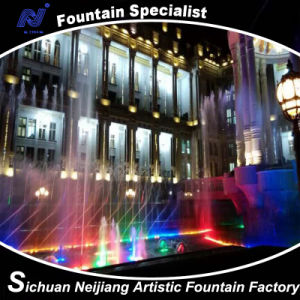 Professional Dancing Fountain / Music Fountain pictures & photos
