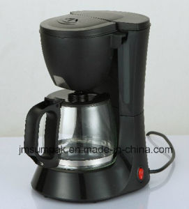 4-6 Cups Cheap Glass Jar Portable Drip Coffee Maker