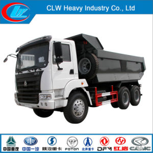 Good Quality New Design Sinotruck 6X4 Dump Truck with Low Price for Sale pictures & photos