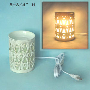 Electric Metal Fragrance Warmer-15CE00874 pictures & photos