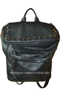 New Style Lady Designer Leather Backpack with Hight Quality (BS13515)