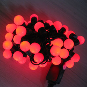 Multi Colors LED Ball String Light christmas String Light pictures & photos