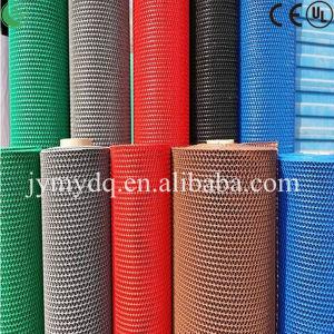 PVC S Carpet Antislip and Waterproof Rug pictures & photos
