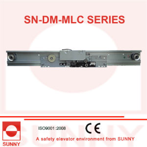 Mitsubishi Type Landing Door Device, 2 Panels Center Opening (SN-DM-MLC) pictures & photos