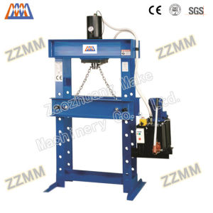 H-Type Dual Purpose Manual Electric Workshop Hydraulic Press (HP-30S/D) pictures & photos