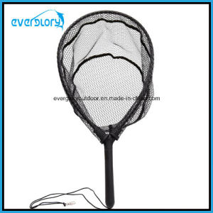 Rubber Coating Nylon Net Fly Fishing Net Landing Net Fly Tackle pictures & photos