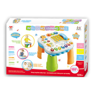 Baby Intellectual Toy Learning Desk for Kids (H0410496) pictures & photos