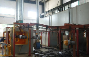 3ton Crane Winch with Electric Trolley pictures & photos