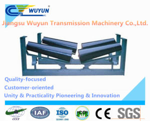 Lower Friction Self-Aligning Idler for Belt Conveyor Roller pictures & photos