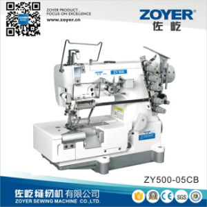 Zoyer Pegasus Direct-Drive Interlock Sewing Machine with Auto-Trimmer (ZY 500-05CB) pictures & photos