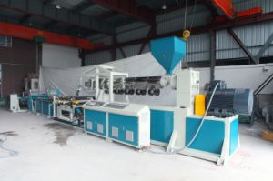 PP/PS Double Layer Plastic Sheet Extruder Machine pictures & photos