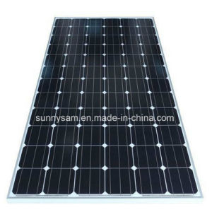 180W Mono-Crystalline Silicon Solar Panel with High Quality pictures & photos