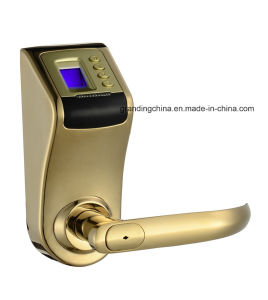 Fingerprint Biometric Keyless Lock (UL-580) pictures & photos