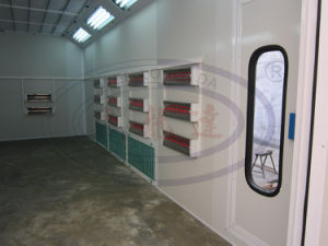 Wld6000 Infrared Lamp Spray Booth with Ce pictures & photos