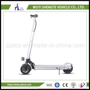 Electric Scooter with Seat pictures & photos