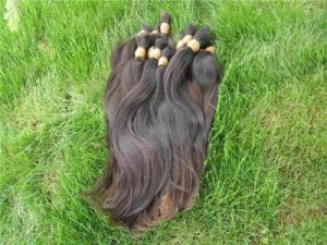 Wholesale Unprocessed Raw Virgin Remy Indian Human Hair Bulk