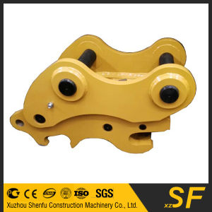 Hydraulic Excavator Quick Hitch Fit for Cat, Komatsu, Doosan, Sany, Hitachi, Kobelco etc pictures & photos