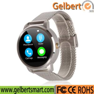Gelbert Waterproof Bluetooth Smart Wrist Watch for Android&Ios pictures & photos