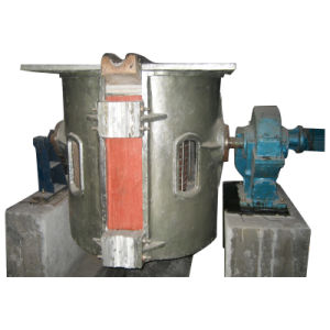 Medium Frequency Smelting Furnace (GWT-0.1-5T) pictures & photos