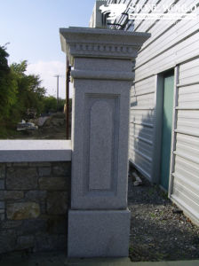 Granite Construction Stone / Wall Capping for Outside Project - Cc12 pictures & photos