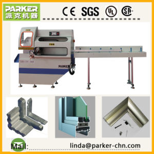 CNC Aluminium Profile Cutting Machine Corner Connector Cutting Machine pictures & photos