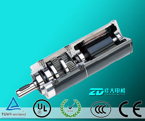 60W Brushless DC Planetary Precision Gear Motors pictures & photos