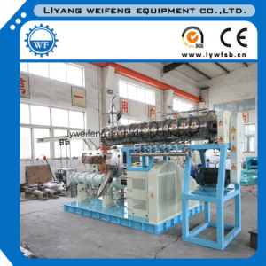 New Advanced Floating Fish Feed Extruder Machine pictures & photos