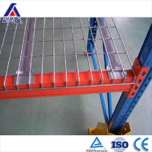 Powder Coating Industrial Teardrop Pallet Racking pictures & photos