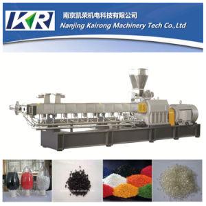 Plastic Soft PVC Granule Making Machine Manufacturer pictures & photos
