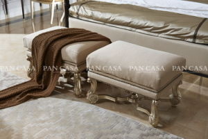 Classical Wooden Bedroom Furniture (MS-B6001b-2) pictures & photos
