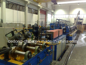 Aluminum & Alloy Rod Continuous Casting and Rolling Line with Furnaces