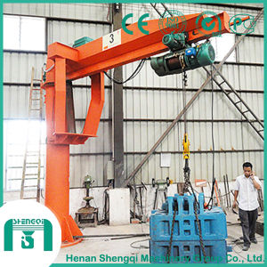 Industry Application Bz Type Pillar Mounted Jib Crane pictures & photos